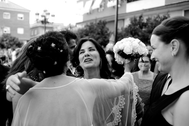 fotos documentales de boda en málaga