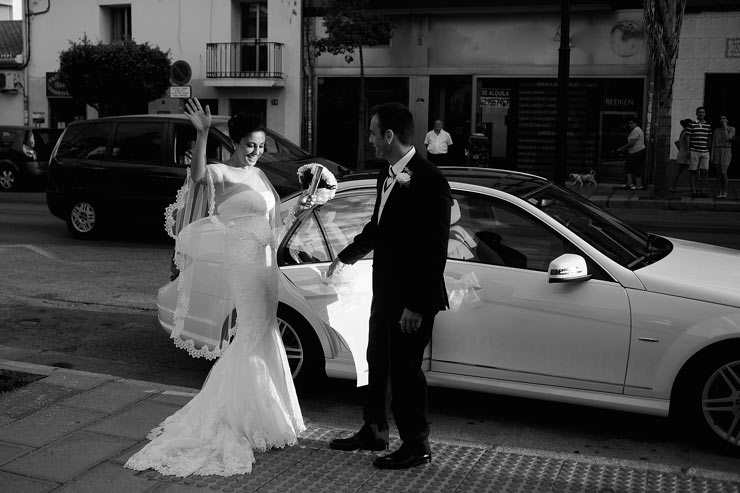 fotografía natural-original y documental de boda ede málaga
